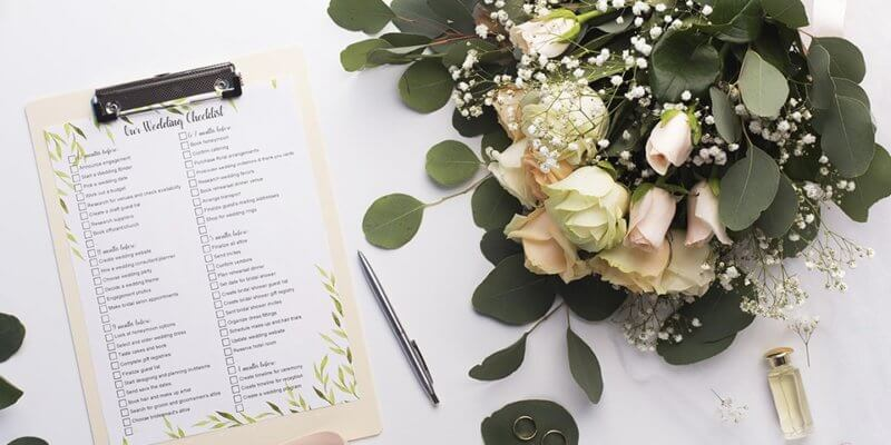 The Ultimate Wedding Planning Checklist for 2020